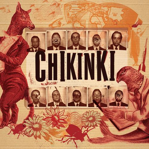 Chikinki - Brace Brace