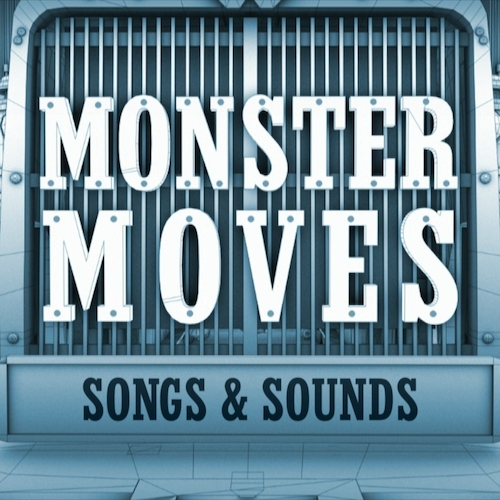 The Daniel Pemberton TV Orchestra - Monster Moves: Songs & Sounds +