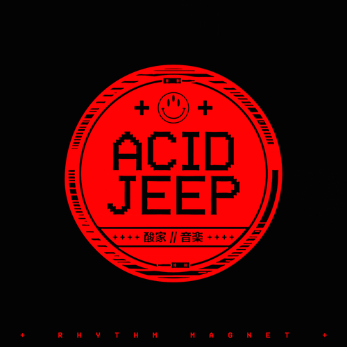 Acid Jeep - Rhythm Magnet