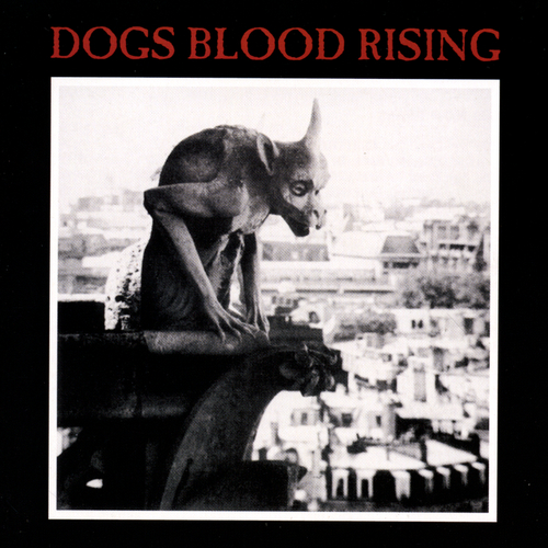 Current 93 - Dogs Blood Rising (Red Vinyl)