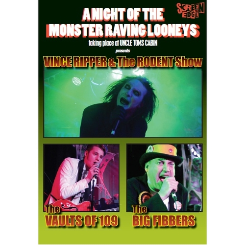 Various Artists - A NIGHT AT THE MONSTER RAVING LOONEYS