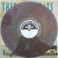 Thee Headcoats - Knights Of The Baskervilles SPLATTERED VINYL