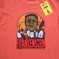 Halloween Tee - Frankenstein's Monster