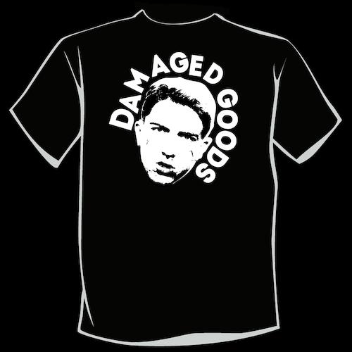 Damaged Goods BILLY CHILDISH T-Shirt