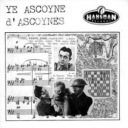 "Ye Ascoyne d'Ascoynes - Just the Biggest Thing 7"""