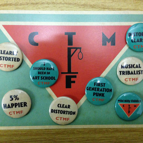 CTMF - CTMF - Badge set
