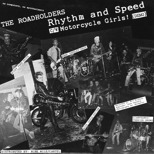 The Roadholders - THE ROADHOLDERS - Rhythm and speed