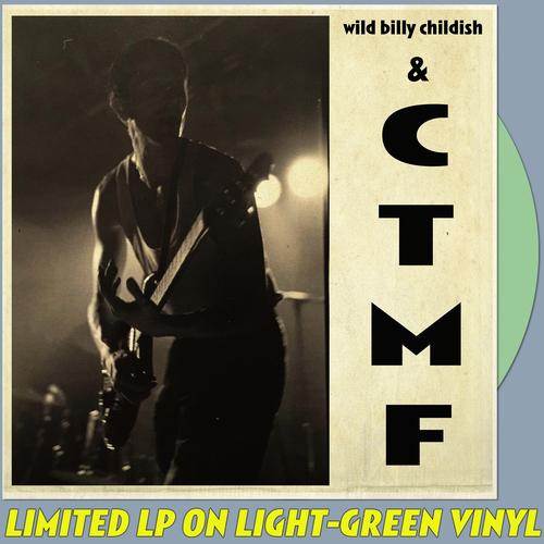 CTMF - SQ1 LP (Light green vinyl)