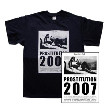 Throbbing Gristle - Prostitution T-shirt & Poster Bundle