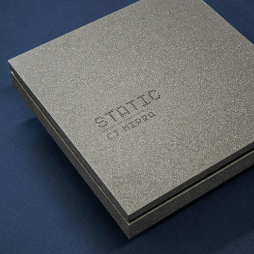 CJ Mirra - STATIC (Original Surf Soundtracks, Vol.1) WAVE Box edition