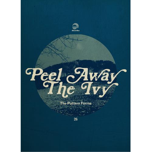 Peel Away The Ivy A2 Art Print