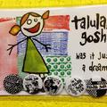 Talulah Gosh Badge Set (5 badges + Postcard)