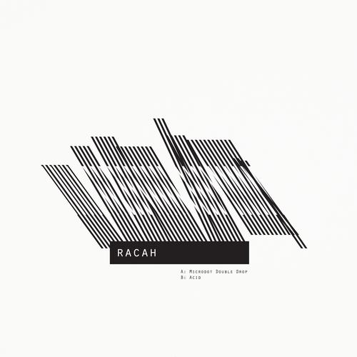 "Racah - Microdot Double Drop / Acid 12"" Single (lathe)"