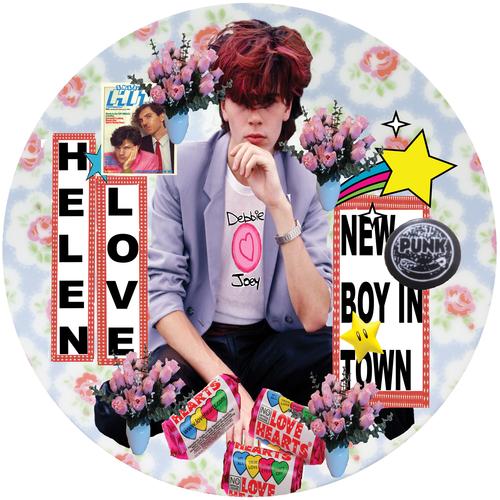 Helen Love - New Boy In Town