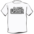 Raw Records Logo T-shirt