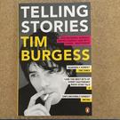 TIM BURGESS - TELLING STORIES BOOK