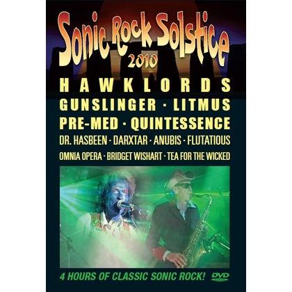 Various - Sonic Rock Solstice 2010