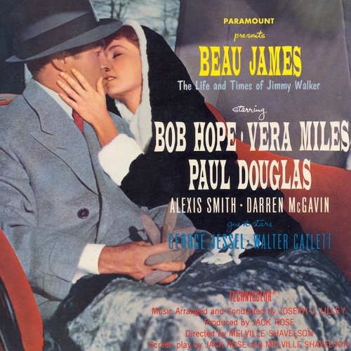 Bob Hope, Jimmy Durante, Vera Miles, Walter Winchell - Beau James: The Life and Times of Jimmy Walker (Original Soundtrack)