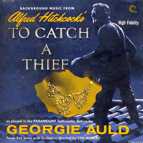 George Auld with Orchestra Directed By Lyn Murray - Background Music from Hitchock's to Catch a Thief