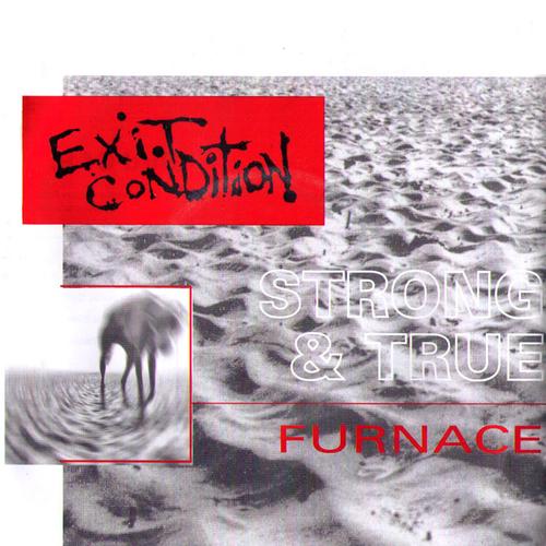 "Reverse - Exit Condition/Revers split 4 track EP 7"""