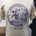 Ecstasy For Records Psychedelic tee shirt