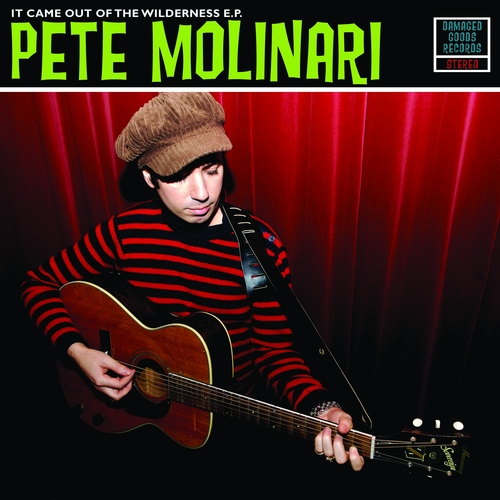 Pete Molinari - It Came Out Of The Wilderness EP