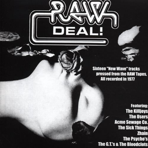 Various Artists - Raw Deal!