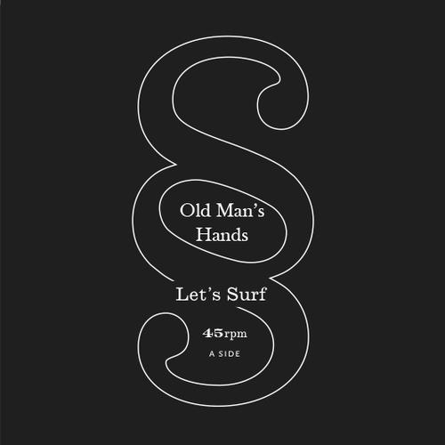 Terry Edwards, The Dash, Darren Hayman - Let's Surf / Old Man's Hands