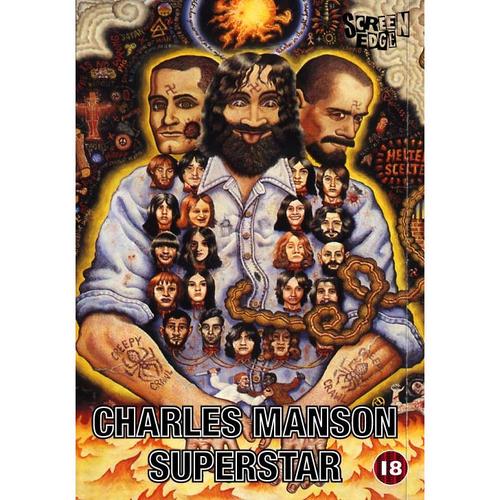 Nikolas Shreck - Charles Manson Superstar