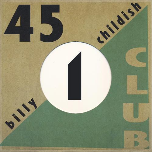 CTMF, The Dear Watsons - Billy Childish Singles Club - BLACK VINYL + DIGITAL SUBSCRIPTION