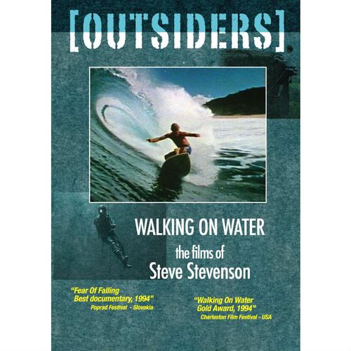 Steve Stevenson - Walking On Water