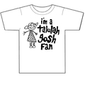 I'm A Talulah Gosh Fan - T-shirt (WHITE)