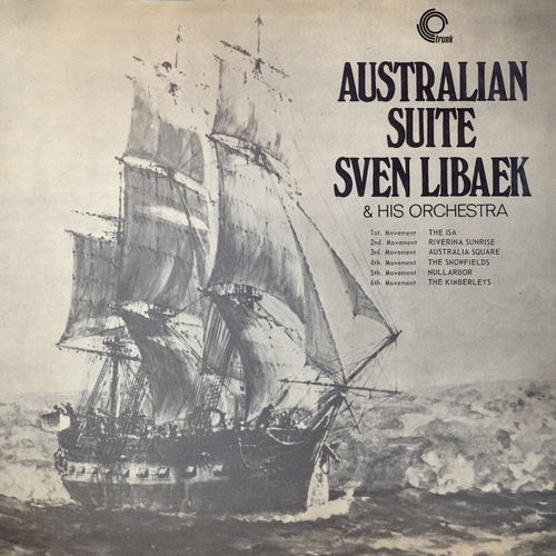 Sven Libaek and His Orchestra - Australian Suite (Remastered)
