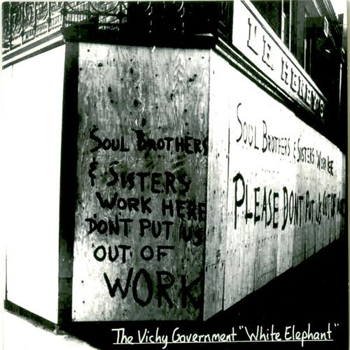 The Vichy Government - White Elephant