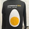 Sainsbury's Egg Sweatshirt