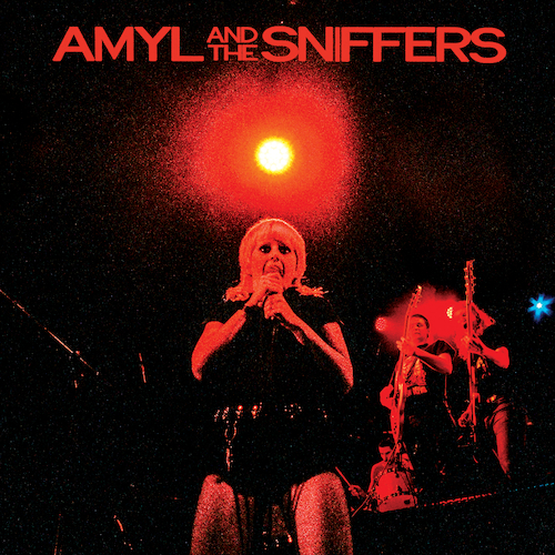 Amyl and The Sniffers - Big Attraction & Giddy Up - BLACK VINYL LP