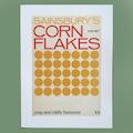 Sainsbury's Cornflake Print