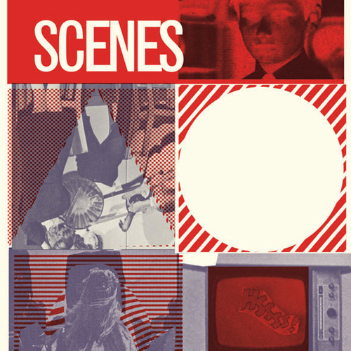 """limited edition signed print: """"Scenes"""""""