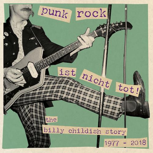 Billy Childish - Punk Rock ist nicht tot