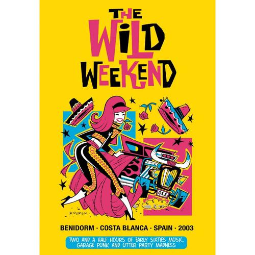 Various - Wild Weekend 2003