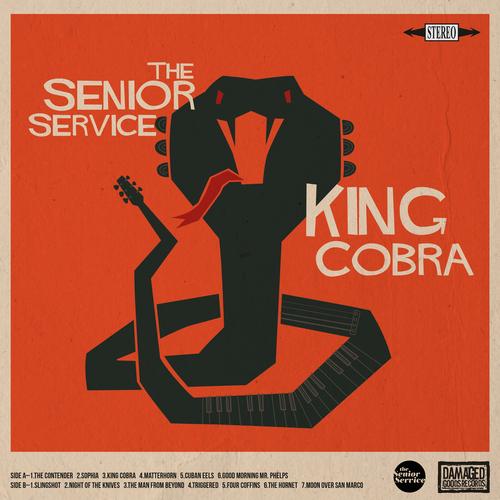 The Senior Service - King Cobra