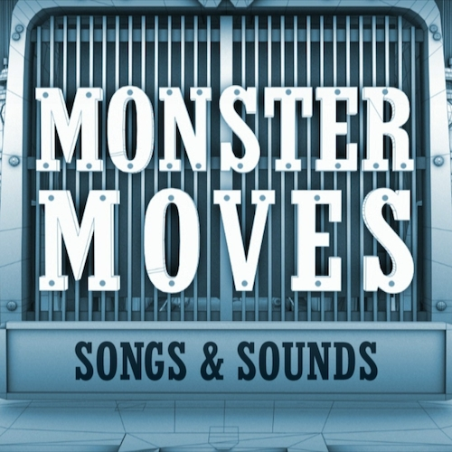 The Daniel Pemberton TV Orchestra - Monster Moves: Songs & Sounds