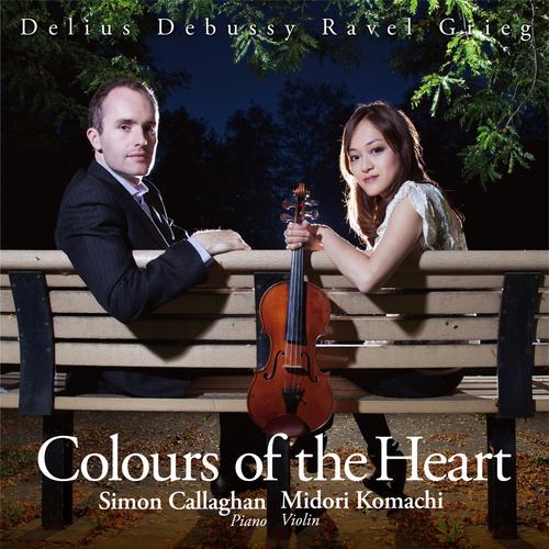 Midori Komachi and Simon Callaghan - Colours of the Heart