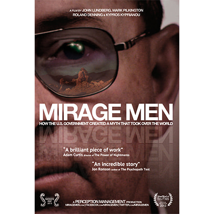 Mirage Men - Extended 2 Disc Edition DVD