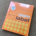 Sainsbury's Own Label Book - EXPANDED REPRESS!!!!