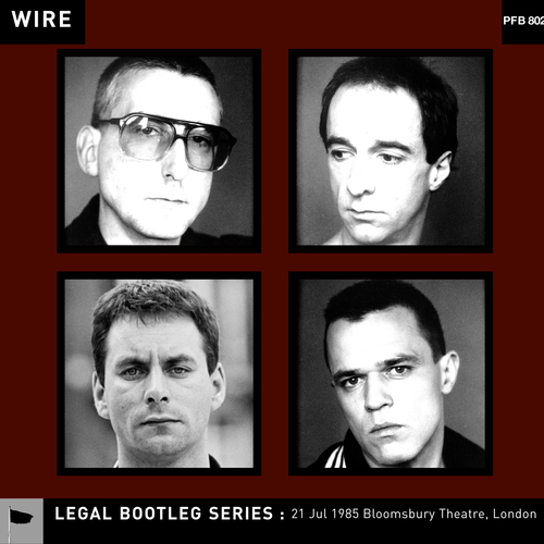 Wire - The Wire Legal Download Bootleg series - subscription