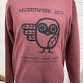 THE MUSICWISE OWL SWEATSHIRT