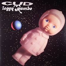 Cud - Signed and Personalised Leggy Mambo reissue