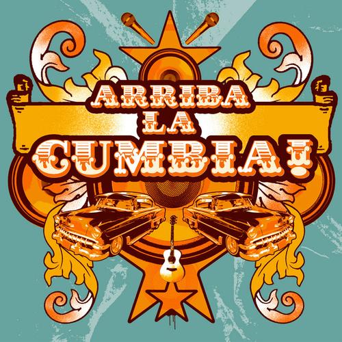 Various Artists - Arriba La Cumbia!