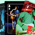 52 Views Of The CUD Band - Playing Cards